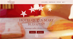 Preview of hotelqueenmary.hu