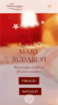 Mobile Preview of hotelqueenmary.hu